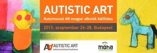 A X. Nemzetközi Autizmus Kongresszus ezúttal Budapesten ült össze, a rendezvény otthont adott a Mosoly Otthon Alapítvány művészeti kiállításának is, melyen autizmussal együtt élők munkái voltak megtekinthetők.